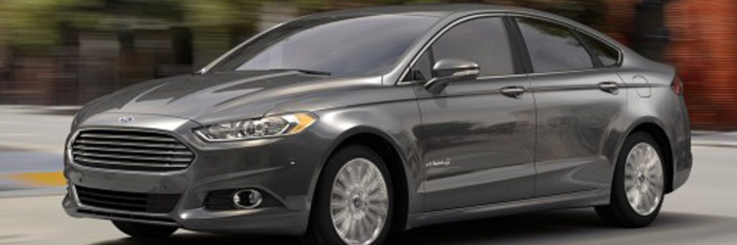 Bozeman Ford Lincoln and RV Center - 2015 Fusion Hybrid
