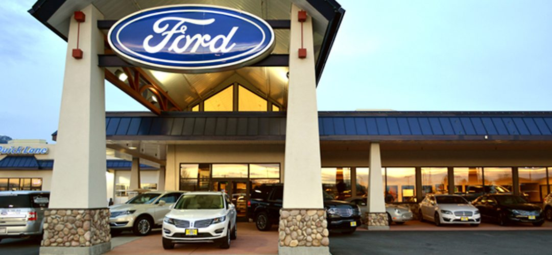 Bozeman Ford Lincoln and RV Center, Bozeman Montana